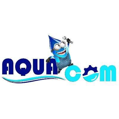 AquaCom — спец по чистой воде!