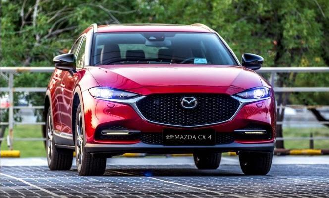Täzelenen Mazda CX-4 Hytaýda satuwy boýunça rekord goýýar