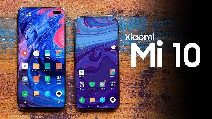 """Xiaomi Mi 10 """"arzuwdaky ekrana"""" eýe boldy"""