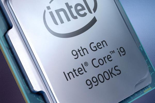 Core i9-10900K awtomatik ýagdaýda 5,3 GGs-e çenli güýçlenip bilýär