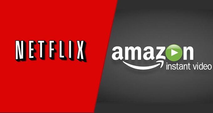 Amazon we Netflix kinoönümçiligi dikeldýär