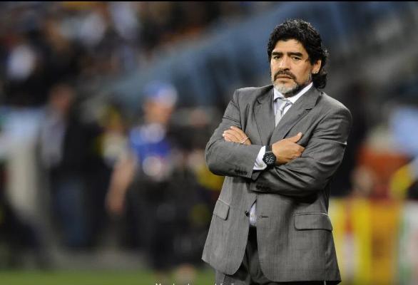 Maradona Ispaniýanyň ýygyndy toparyna ýolbaşçylyk edip biler