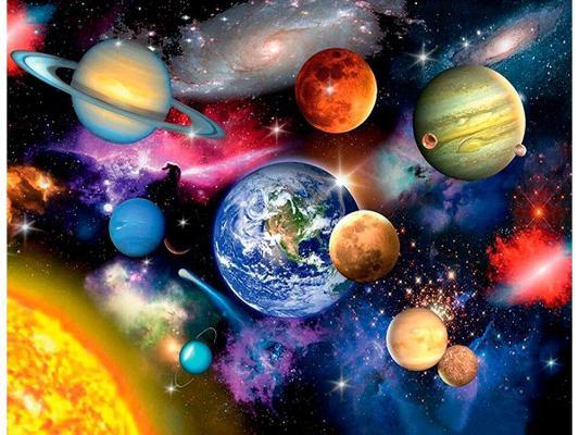 Завтра начнется парад планет