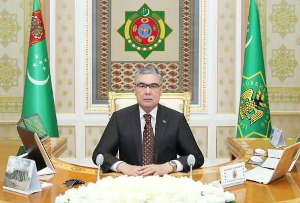 Президент Туркменистана утвердил План оперативных социально-экономических мероприятий против пандемии