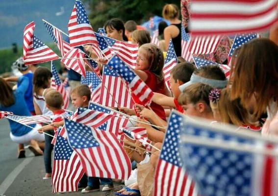 В Вашингтоне отпраздновали День независимости США