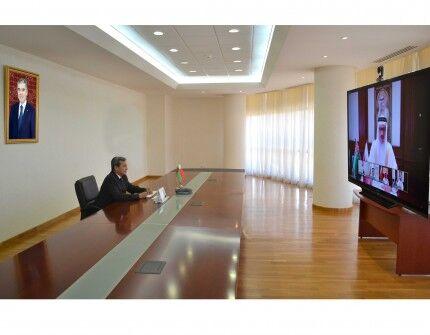 МИД Туркменистана и Королевства Бахрейн провели онлайн-переговоры