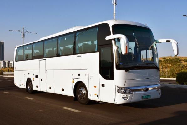 Türkmenistanda şäherara awtobus gatnawlary wagtlaýyn ýatyrylýar