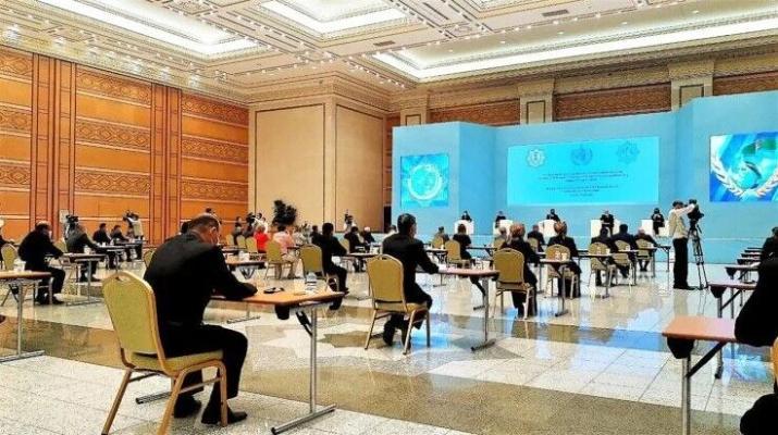 BSGG Türkmenistanyň tagallalaryny goldaýar