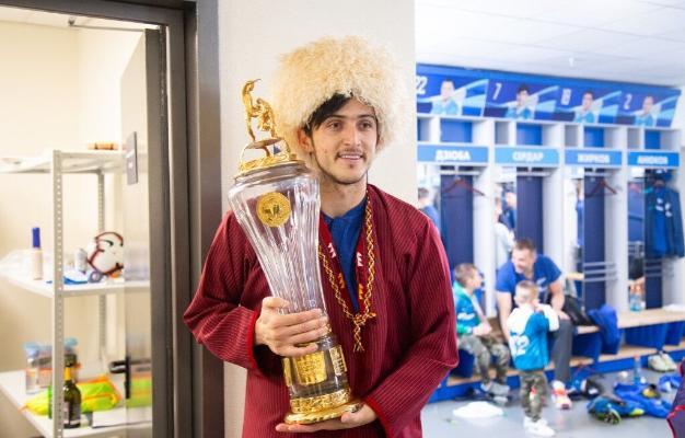 Сердар Азмун стал лучшим бомбардиром Российской премьер-лиги