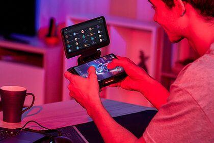 Asus dünýäde iň kuwwatly smartfony çykardy