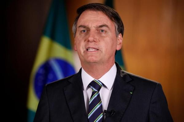 Президент Бразилии сообщил о выздоровлении после заражения коронавирусом