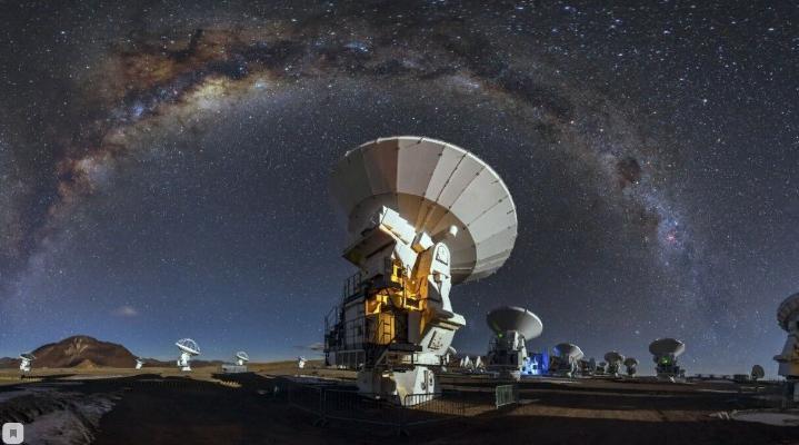 NASA запустит обсерваторию на воздушном шаре