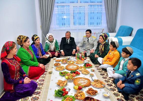 Türkmenistanda Gurban baýramy 31-nji iýul, 1-2-nji awgustda belleniler
