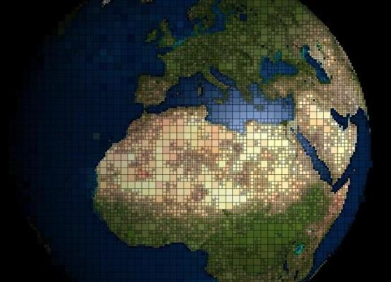 Ученые подтвердили гипотезу, что Земля состоит из кубов