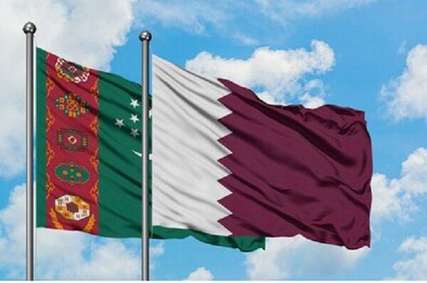 Президент Туркменистана и эмир Катара обсудили взаимодействие в борьбе с пандемией