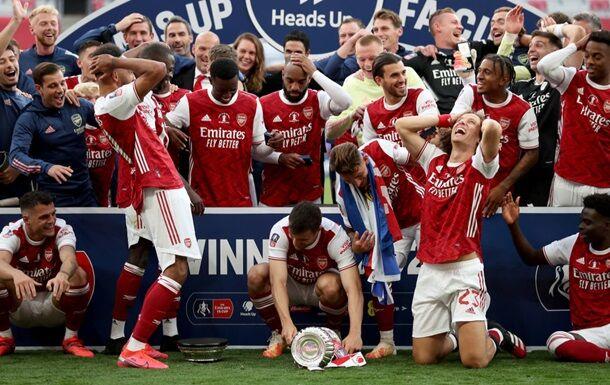 Obameýangyň dubly bilen «Arsenal» Angliýanyň Kubogyny we Ýewropa ligasyna gatnaşmak hukugyny gazandy