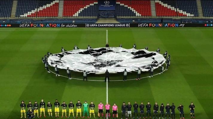 В еврокубковых матчах окажут дань благодарности всем, кто борется с пандемией
