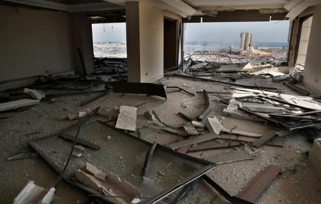 Президент Туркменистана выразил соболезнования лидеру Ливана в связи со взрывом в Бейруте