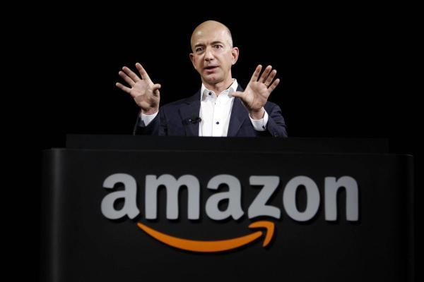Безос продал в этом году акции Amazon на $7,2 млрд