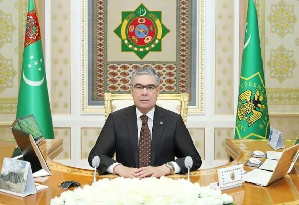 Türkmenistanyň Prezidenti BSGG-niň Baş direktory bilen COVID-19-a garşy göreş meselesini maslahatlaşdy
