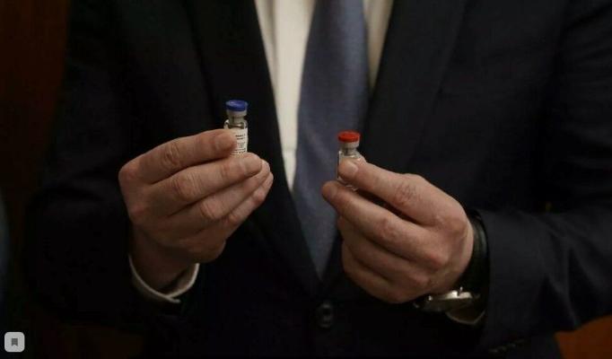 Россия официально зарегистрировала вакцину от коронавируса