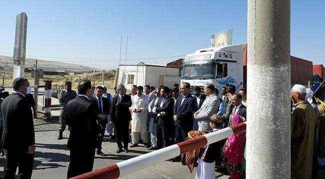 Туркменистан продолжает оказывать гуманитарную помощь Афганистану