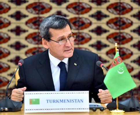 Рашид Мередов провел онлайн-переговоры с и.о. председателя Центробанка Афганистана