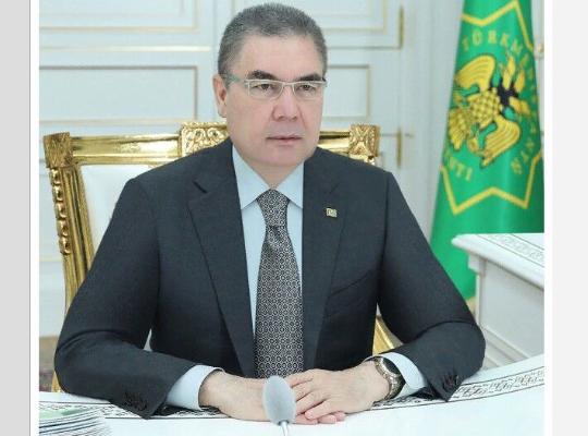 Gurbanguly Berdimuhamedow Döwlet howpsuzlyk geňeşiniň nobatdaky mejlisini geçirdi