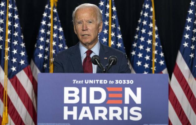 Джо Байден официально выдвинут в президенты США
