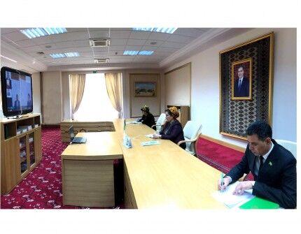 Председатель Меджлиса приняла участие в саммите МПС