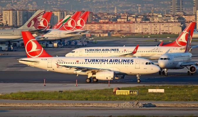С 1 сентября Turkish Airlines возобновит полеты в Ашхабад