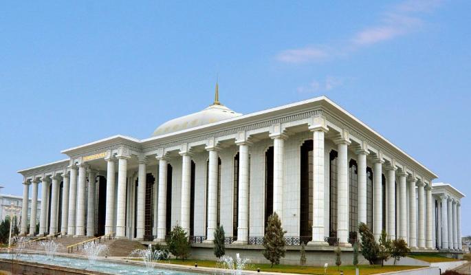Türkmenistanyň Mejlisi täze kanunlary kabul etdi