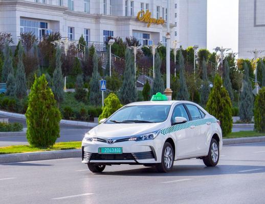 В Туркменистане начнет работу служба социального такси для инвалидов