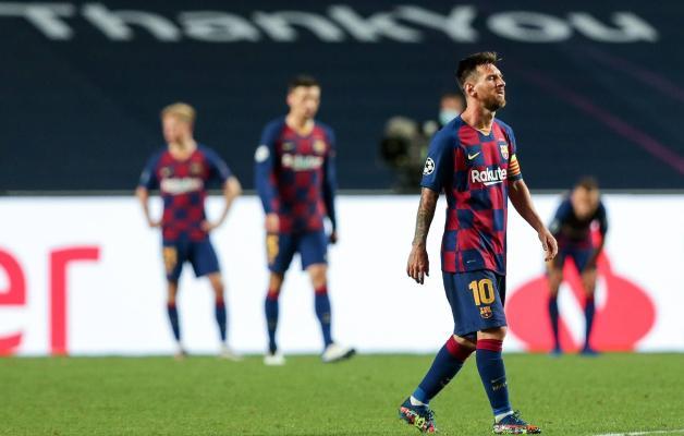 Messi «Barselonanyň» ýolbaşçylygyna klubdan gitmek barada arzasyny berdi