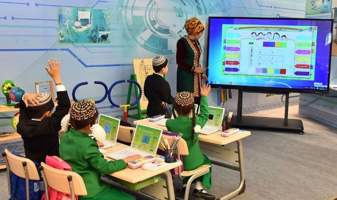 В Ашхабаде откроется новая платная школа