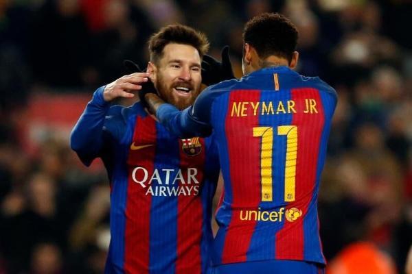"Messi Neýmary ""Mançester Sitä"" geçmäge çagyrdy"