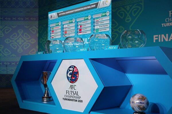 Чемпионат Азии по футзалу-2020 в Ашхабаде отменен