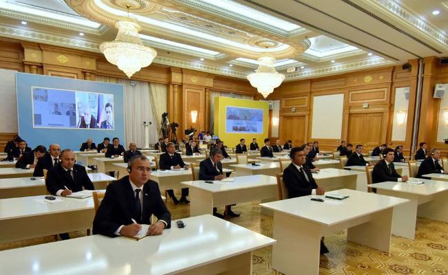 Türkmenistanda türkmen alabaýynyň baýramy belleniler