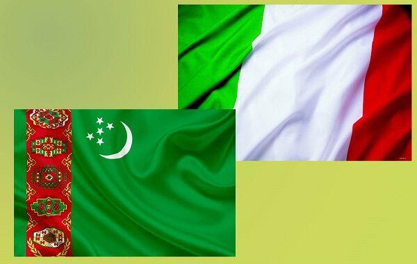 Лидер Туркменистана и президент Италии обозначили ключевые векторы сотрудничества