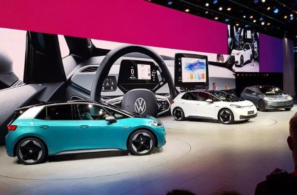 Volkswagen разработал план, который поможет концерну догнать Tesla