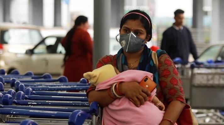 Индия стала второй страной по числу заразившихся коронавирусом