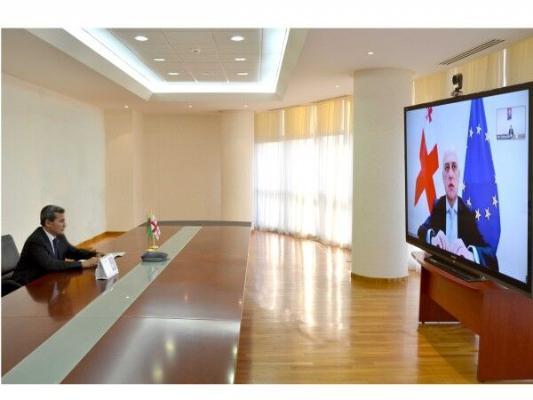 МИД Туркменистана и Грузии обсудили перспективы развития транспортно-транзитных коридоров