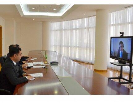 Туркменистан принял участие во втором раунде переговоров по модернизации ДЭХ
