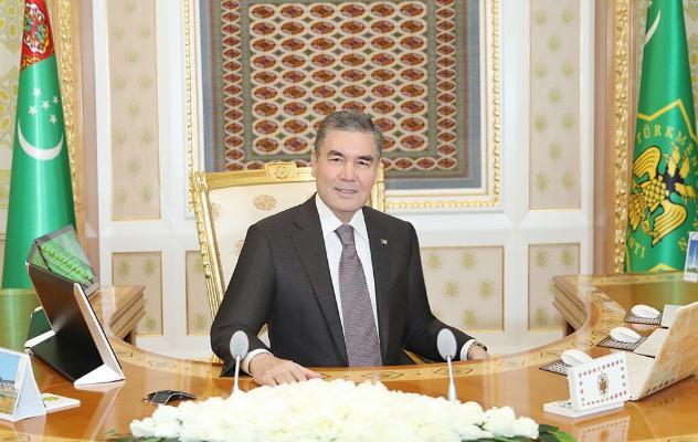 Türkmenistanyň ulag diplomatiýasyny durmuşa geçirmegiň çäreleri beýan edildi