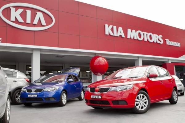 Kia начнет сборку автомобилей в Узбекистане