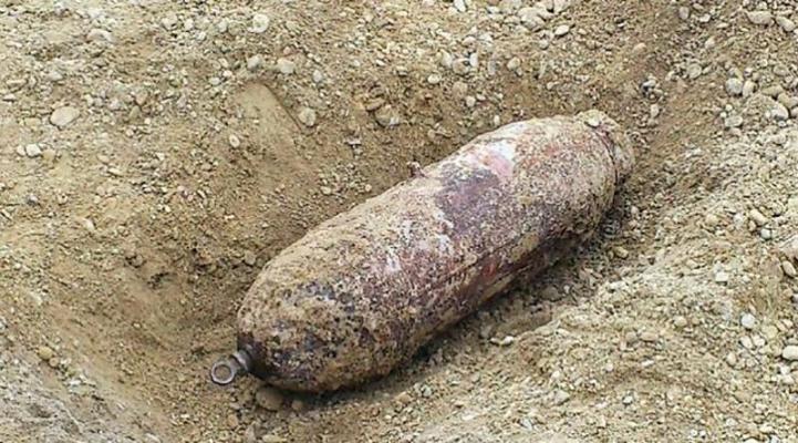 В Палермо обнаружена бомба времен Второй мировой