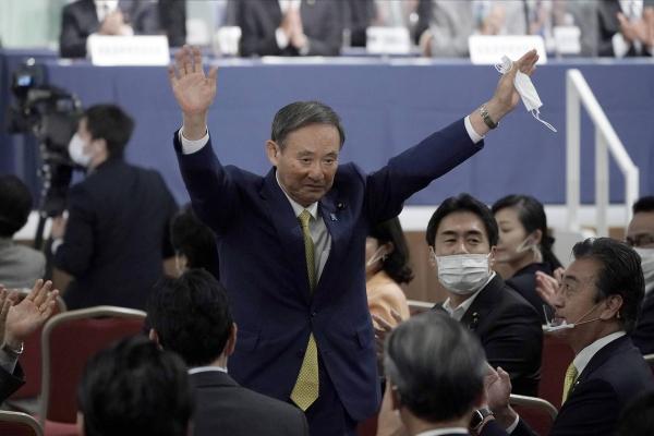 Новым премьер-министром Японии станет генсек правительства Ёсихидэ Суга