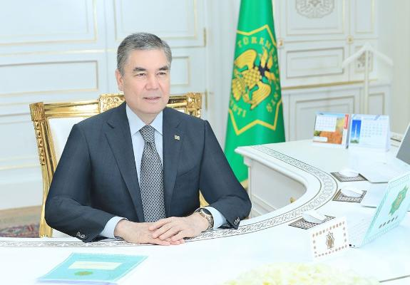 Бердымухамедов поздравил нового премьер-министра Японии