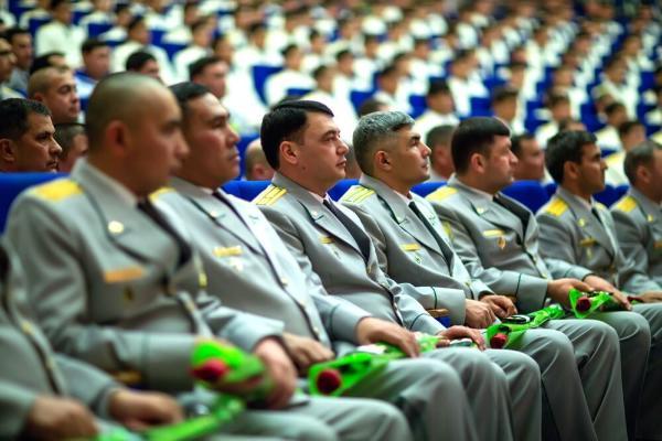 Отличившиеся в боевой и гуманитарной подготовке военнослужащие при увольнении в запас будут поощрены