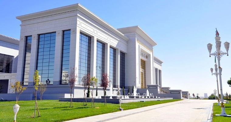 Aşgabatda Türkmenistanyň ykdysady üstünlikleriniň sergisi açylýar